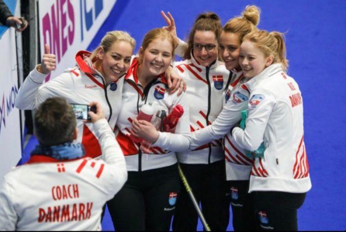 Silkeborg bliver vært for verdensmesterskaberne i curling for kvinder i 2019