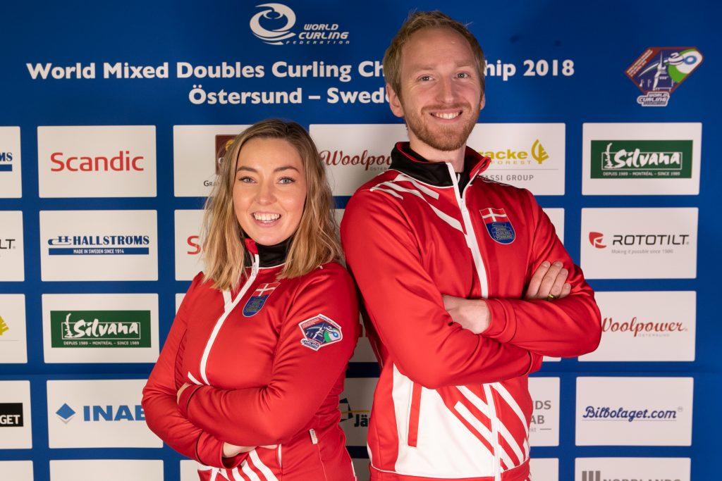 Christine og Martin Grønbeh