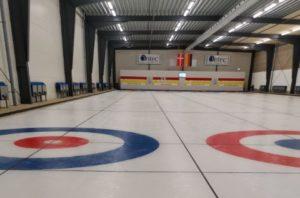 Curlingens dag forløber som planlagt - dog ikke i Hvidovre