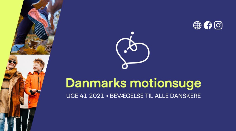 Grib muligheden: Tilmeld jer Danmarks Motionsuge!