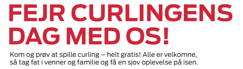Curlingens Dag!