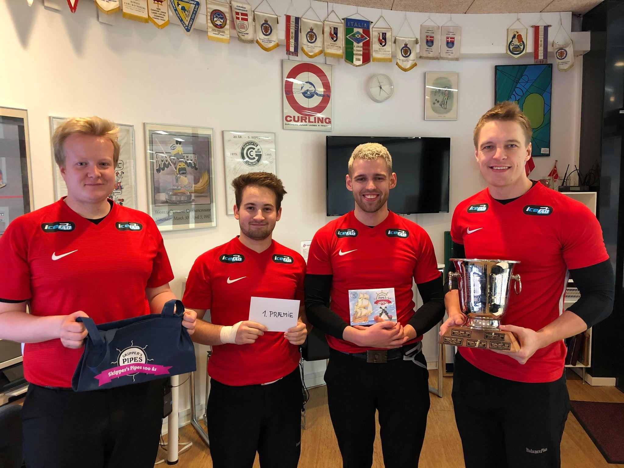 Team Krause vandt Gentofte Cup