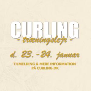 Curling Træningslejr