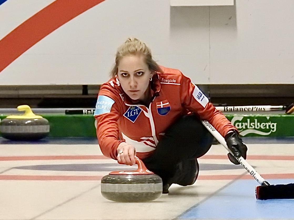 Curling skal ses med positive briller