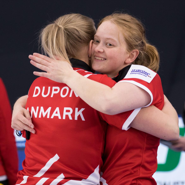 Danmark slutter som 4'er efter sejr over Tjekkiet