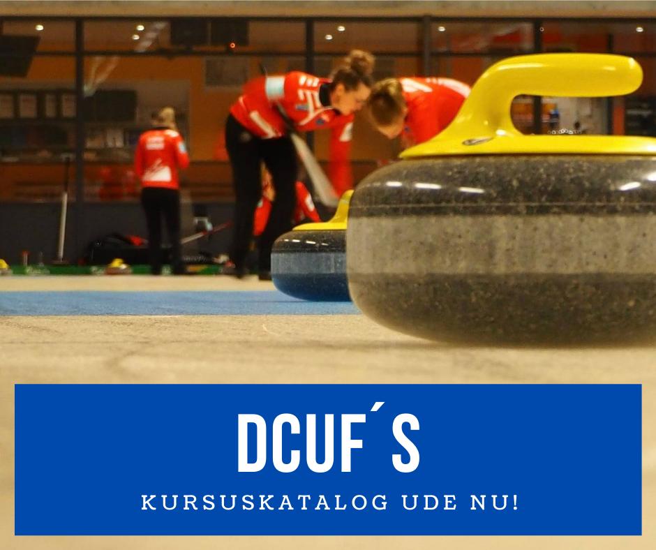 Dansk Curling Forbunds kurser 2021/2022